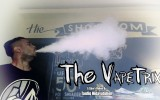 The Vapetrix – Cinema Vape trick with slowmotion