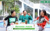 Hexteria : Save Shark with Ringgo Agus Rahman